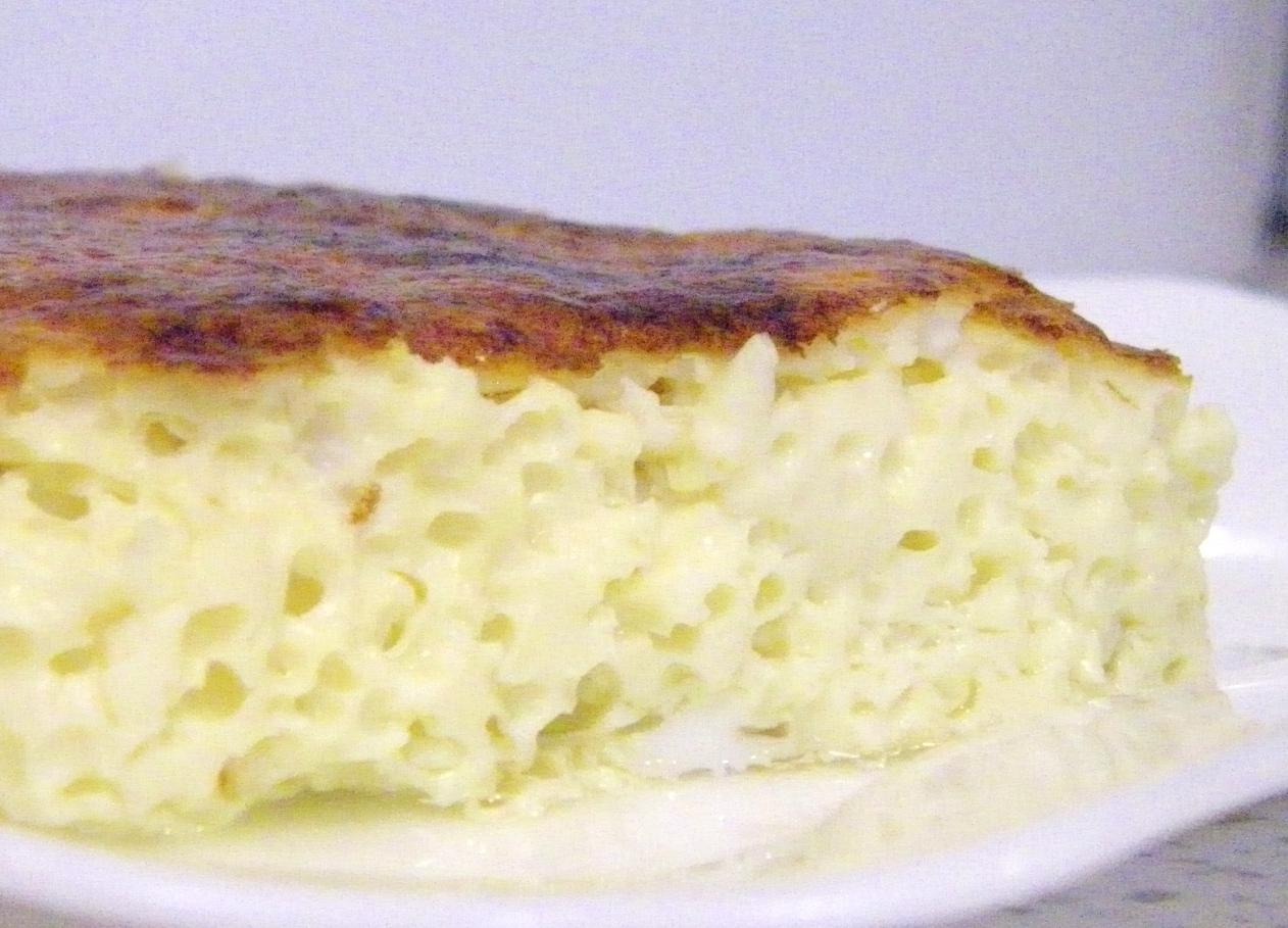 изображение Пышный омлет рецепт в духовке с фото