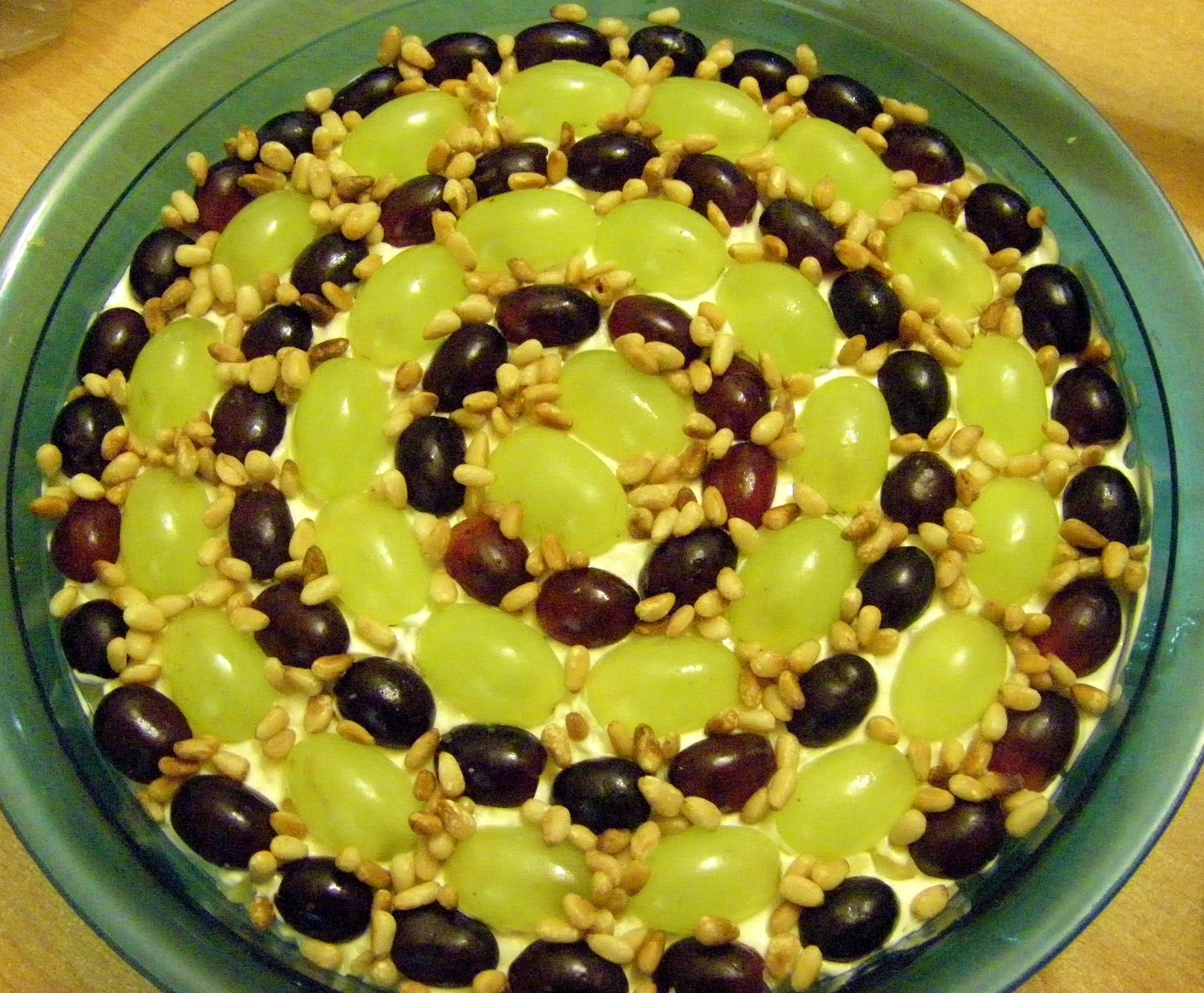 изображение Вкусный салат на праздничный стол рецепт с фото