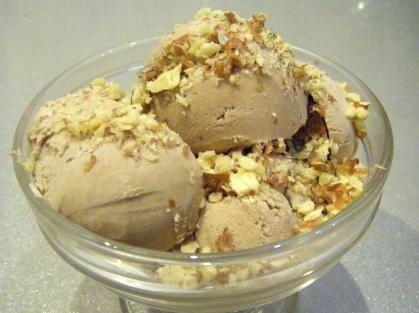 изображение Как сделать шоколадное мороженое в домашних условиях