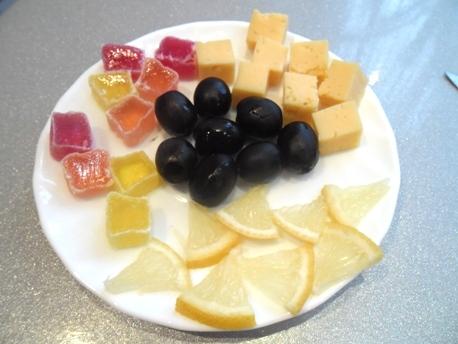 изображение Канапе на праздничный стол рецепты с фото из фруктов