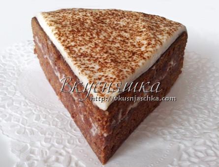 изображение Торт в мультиварке пошаговый рецепт с фото