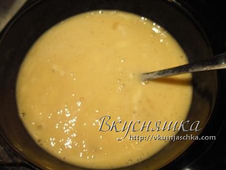 изображение Омлет в мультиварке рецепт с фото