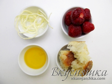 изображение Закуска на праздничный стол рецепт с фото на шпажках