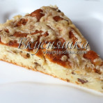 изображение Рыбный пирог из консервов в духовке