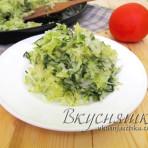 изображение Капуста тушеная рецепт с фото на сковороде
