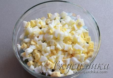 изображение Салат из стручковой фасоли рецепт с фото очень вкусный