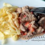 Блюда из свинины в мультиварке рецепт с фото