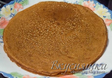 изображение Блины на ряженке рецепт с фото