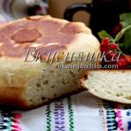 изображение Хлеб как испечь в мультиварке
