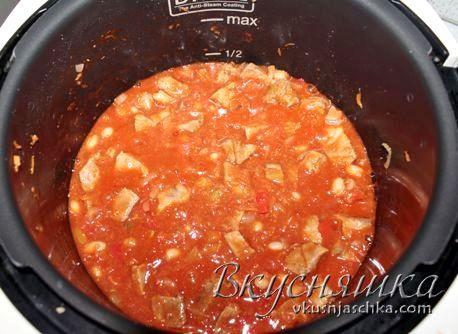 изображение Свинина в мультиварке рецепты с фото простые и вкусные
