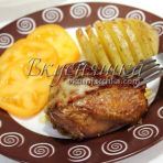 изображение Курица в соевом соусе в духовке рецепт с фото