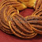 изображение Дрожжевые булочки в духовке сладкие
