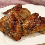 изображение Куриные крылышки в духовке в маринаде