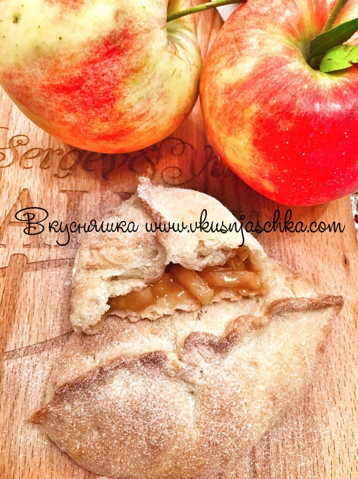 изображение Яблочный пирог рецепт с фото в духовке пошагово