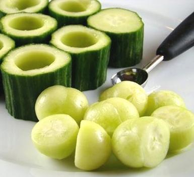 Как нарезать фрукты красиво. Фото.