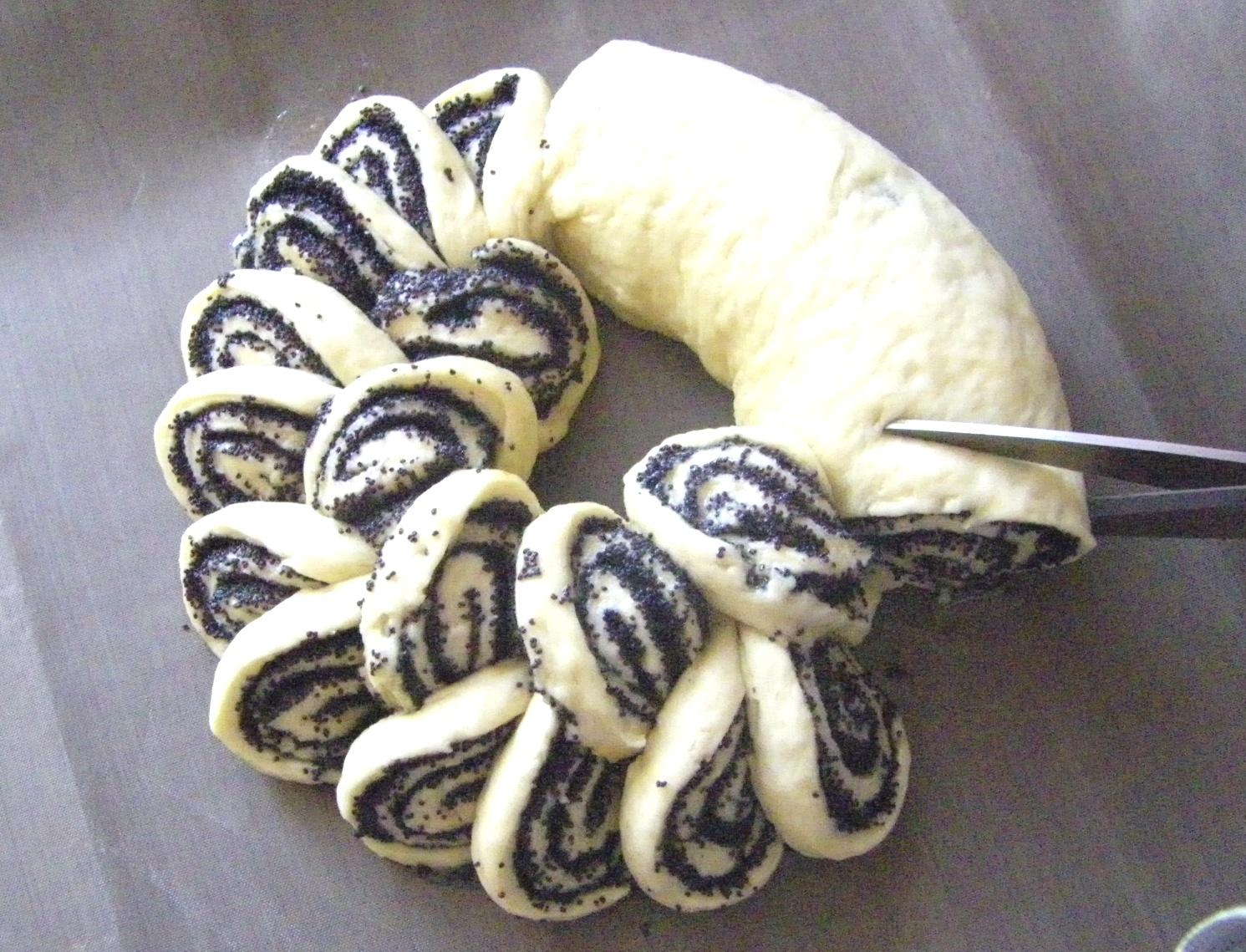 изображение Бабушкина салфетка с маком рецепт
