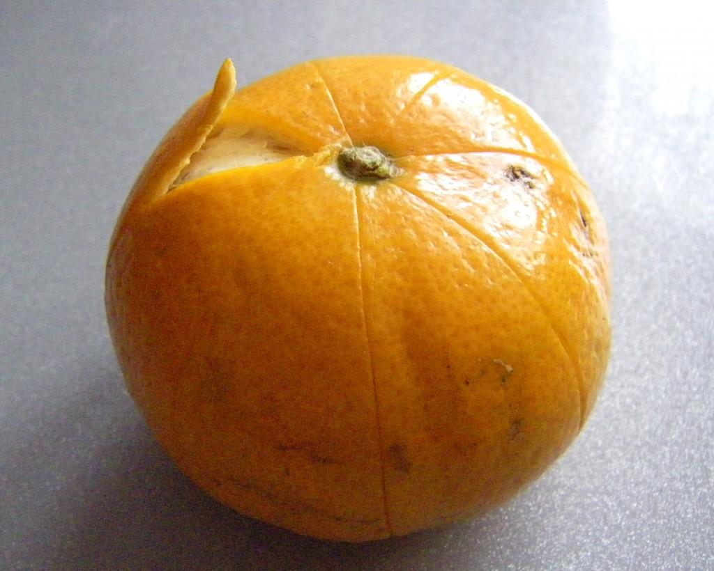 Нарядный мандарин