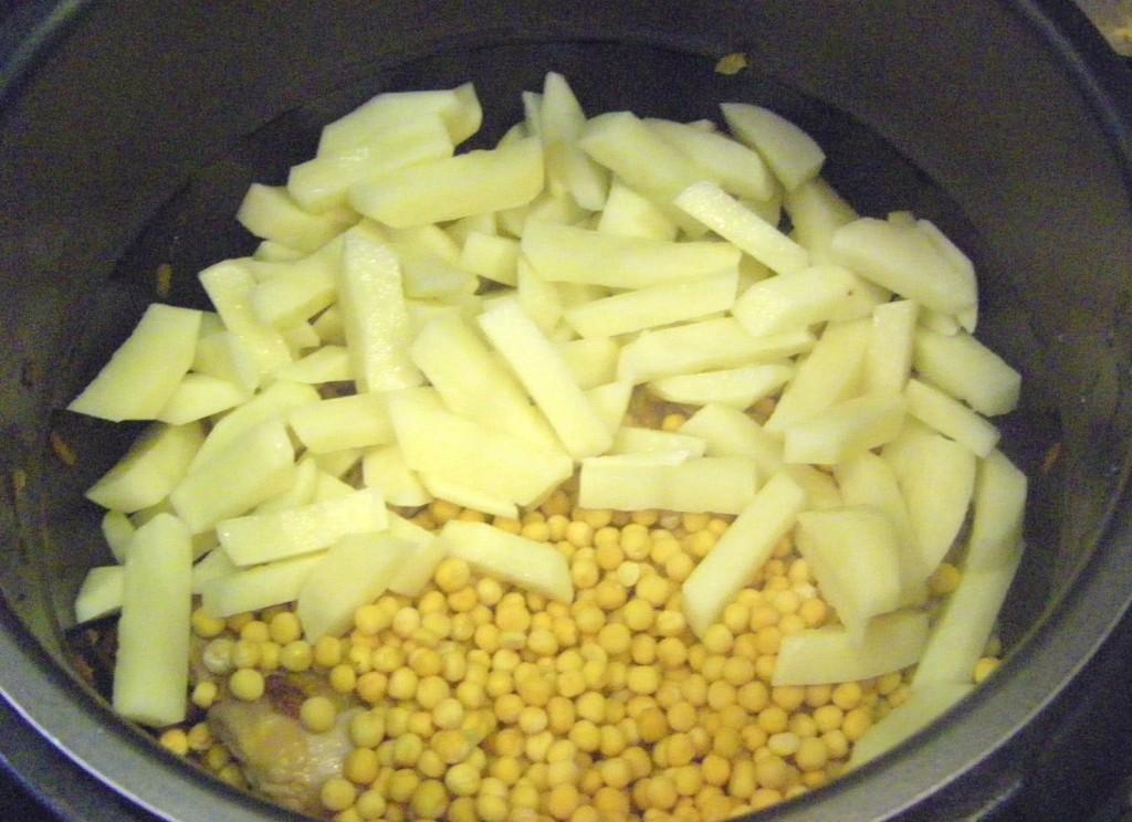 Как сварить гороховый суп в мультиварке.