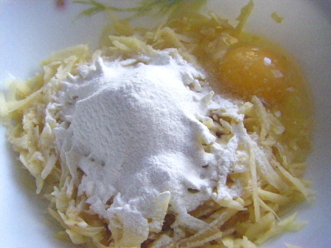 изображение Драники из картошки рецепт с фото пошагово на сковороде