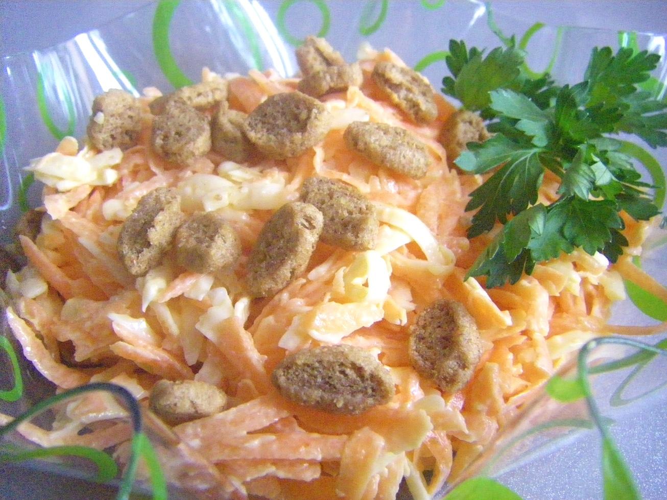 изображение Салат из моркови рецепты с фото простые и вкусные