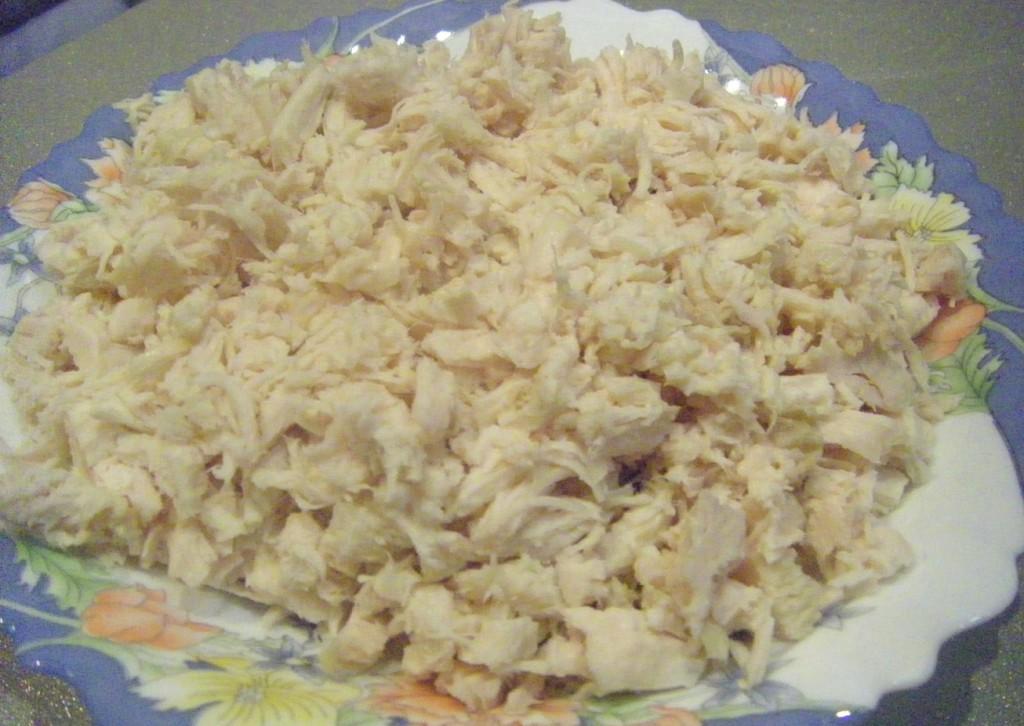 изображение Салат из плавленных сырков рецепт