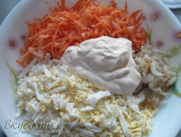 изображение Полезный салат рецепт с фото