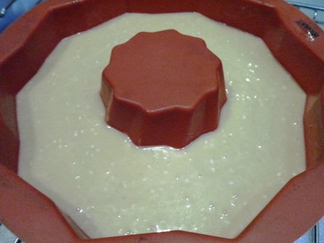 Кекс на сгущенке