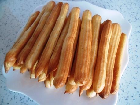 торт дамские пальчики из заварного теста рецепт с фото пошагово