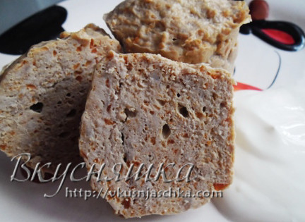 изображение Мясное суфле рецепт с фото