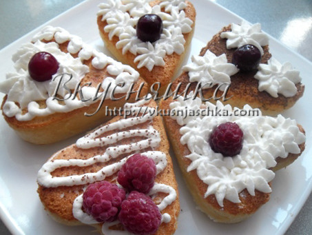 изображение Умное пирожное рецепт с фото пошагово
