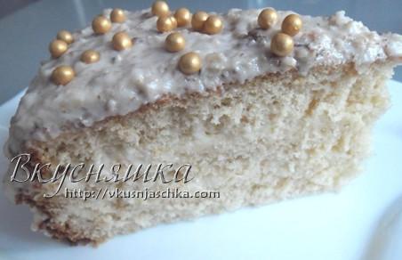 Изображение, медовый торт домашний рецепт