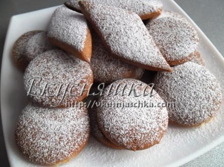 изображение Печенье на рассоле от огурцов с фото