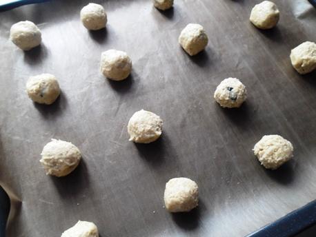 изображение Рецепт овсяного печенья из овсяных хлопьев с фото