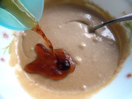 Медовый кекс с черносливом