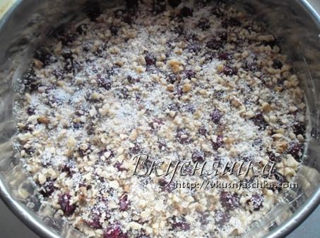 изображение Пирог с вишней рецепт с фото пошагово