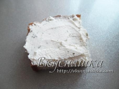изображение Салат Божья Коровка рецепт с фото