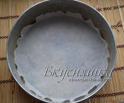 изображение Торт суфле рецепт с фото пошагово в домашних условиях