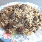 изображение Печень говяжья в мультиварке рецепт с фото