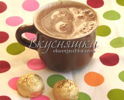 какао рецепт сварить