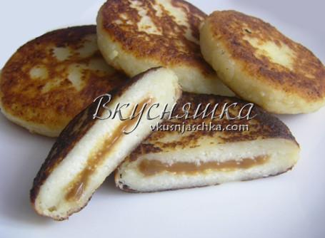 изображение Рецепт сырников из творога на сковороде