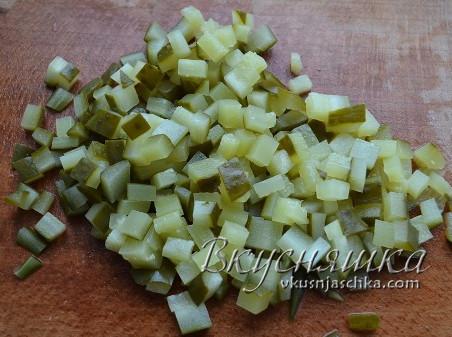 изображение Винегрет Рецепт с фото пошагово