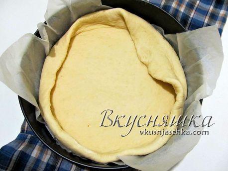 изображение Рецепт пирог с яблоками в духовке с фото пошагово