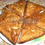 изображение Пирожки жареные на сковороде рецепт с фото