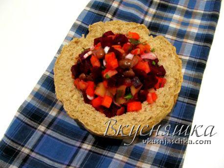 изображение Ржаной хлеб в домашних условиях в духовке рецепт с фото