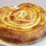 изображение пирога улитка из слоеного теста