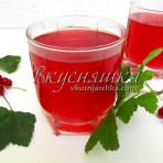 изображение Компот рецепт из ягод