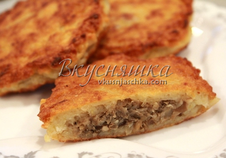 изображение Рецепт вкусных драников из картошки