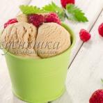 изображение Домашнее мороженое рецепт на молоке