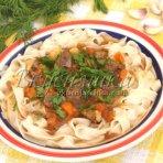изображение Лагман из свинины в домашних условиях рецепт с фото