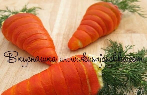 """изображение """"сделаем """"морковкам"""" хвостики"""""""